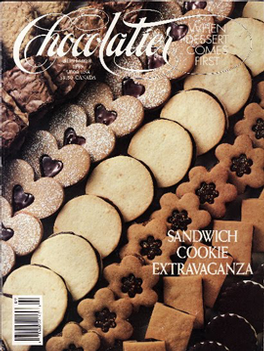 Chocolatier Magazine Subscription