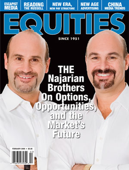 Equities Magazine Magazine Subscription