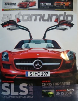 Automundo Magazine Subscription