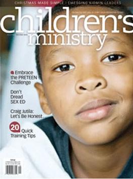 Children's Ministry Magazine Subscription