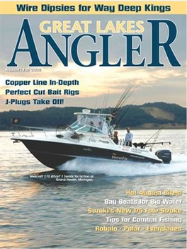 Great Lakes Angler Magazine Subscription