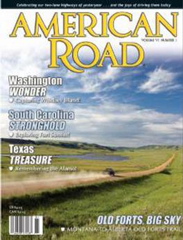 American Road Magazine Magazine Subscription