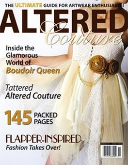 Altered Couture Magazine Subscription