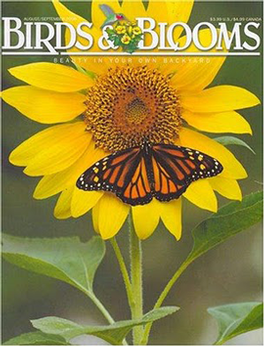 Birds and Blooms Magazine Subscription