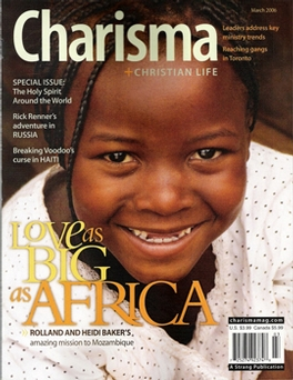 Charisma & Christian Life Magazine Subscription