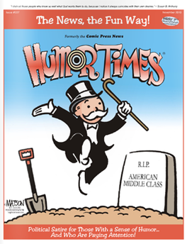 Humor Times Magazine Subscription