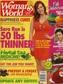 Woman's World Magazine Subscription