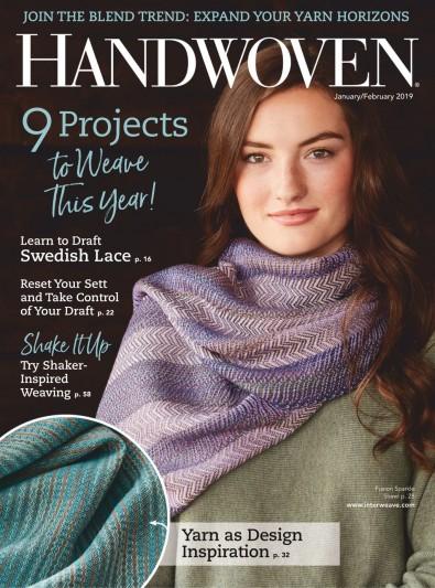 Handwoven Magazine Subscription