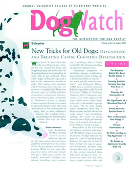 Dog Watch Magazine Subscription