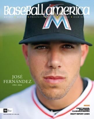 Baseball America Magazine Subscription