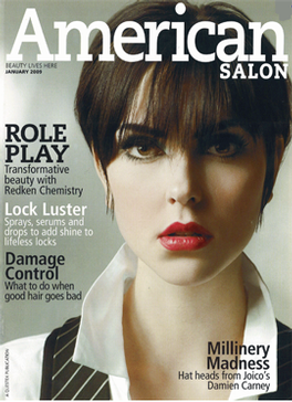 American Salon Magazine Subscription
