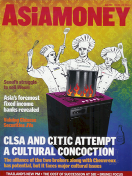 Asiamoney Magazine Subscription