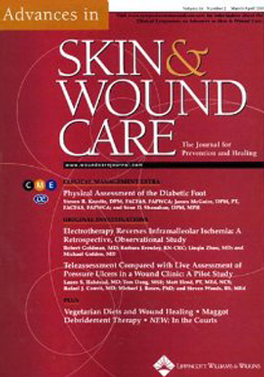 Advances In Skin & Wound Care Magazine Subscription