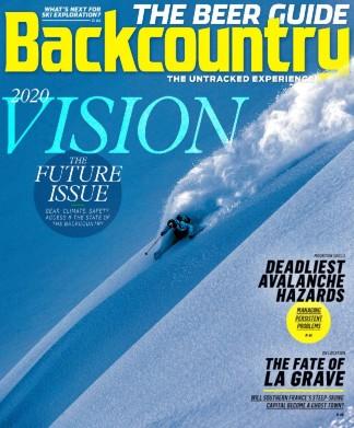 Backcountry Magazine Subscription