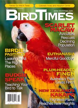 Bird Times Magazine Subscription
