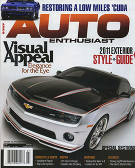 Auto Enthusiast Magazine Subscription
