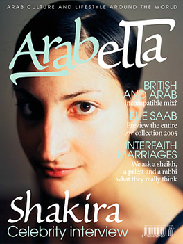 Arabella Magazine Subscription