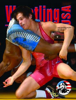 Wrestling USA Magazine Subscription