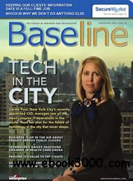 Baseline Magazine Subscription