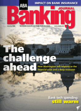 ABA Banking Journal Magazine Subscription