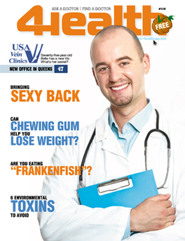 4Health Magazine Subscription