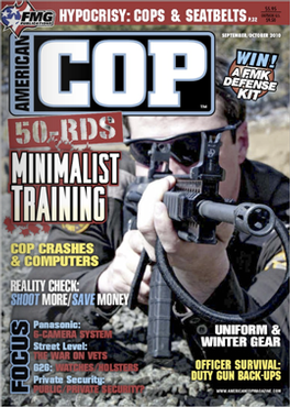 American Cop Magazine Subscription