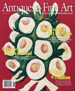 Antiques & Fine Art Magazine Subscription