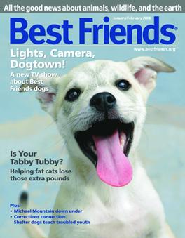 Best Friends Magazine Subscription
