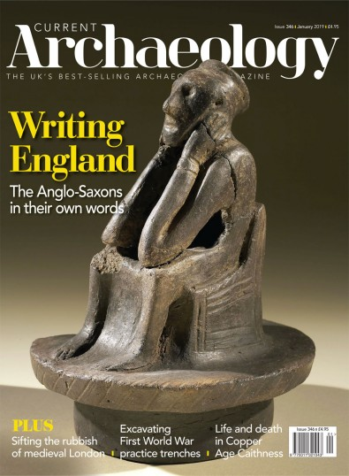 Current Archaeology Magazine Subscription