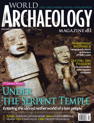 Current WORLD Archaeology Magazine Subscription