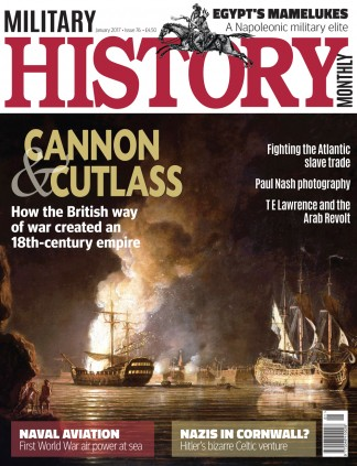 Military History Monthly Magazine Subscription