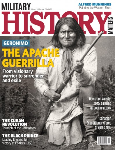 Military History Matters Magazine Subscription