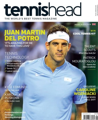 Tennishead Magazine Subscription