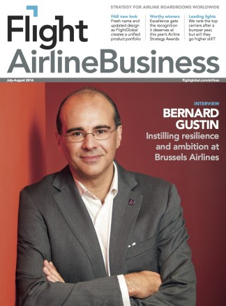 Airline Business Magazine Subscription