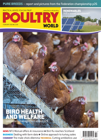 Poultry World Magazine Subscription