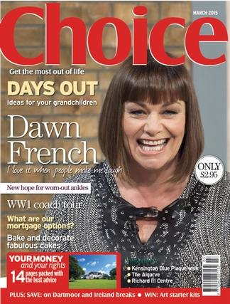 Choice Magazine Subscription