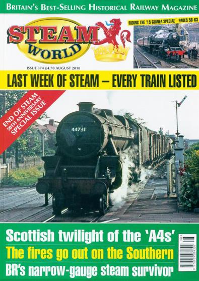 Steam World Magazine Subscription