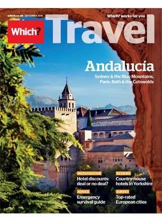 Which? Travel Magazine Subscription