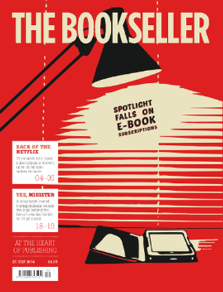 The Bookseller Magazine Subscription