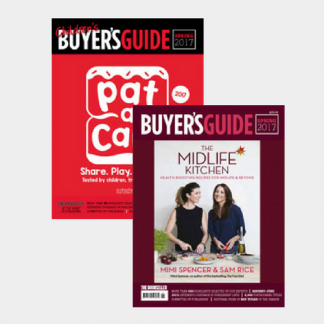 The Bookseller Buyer's Guide Magazine Subscription
