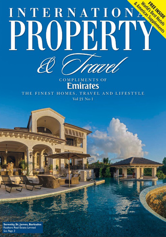 International Property & Travel Magazine Subscription