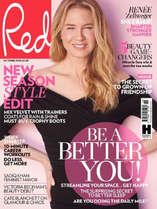 Red Magazine Subscription