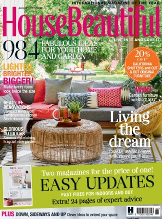 House Beautiful Magazine Subscription Whsmith