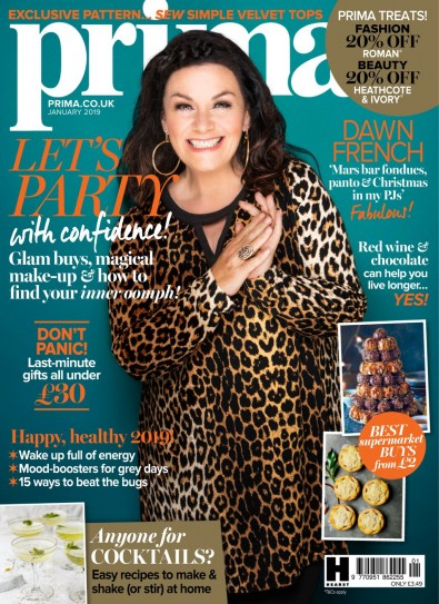 Prima Magazine Subscription