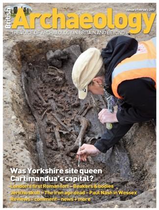 British Archaeology Magazine Subscription