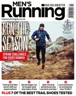 Men's Running Magazine Subscription