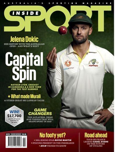 Inside Sport Magazine Subscription