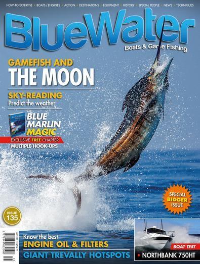BlueWater Boats & Sportsfishing Magazine Subscription