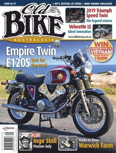 Old Bike Australasia Magazine Subscription
