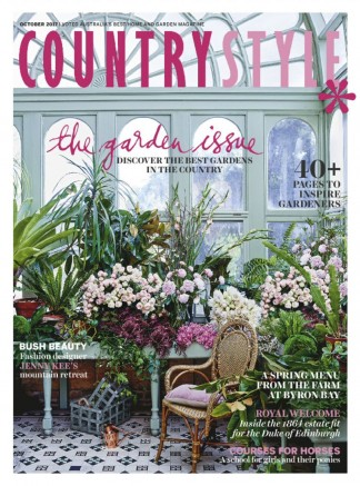 Country Style Magazine Subscription Whsmith